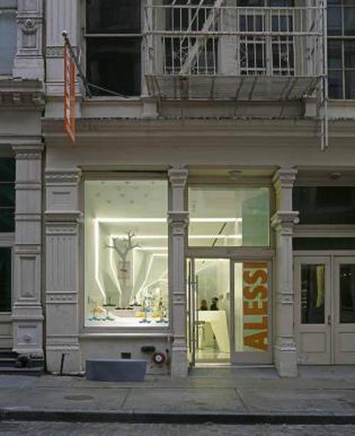 Alessi shopfront