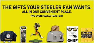Pittsburgh's Football Store, Pittsburgh, Steelers, Gift Ideas