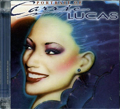 Carrie Lucas – 1980 - Portrait Of Carrie Lucas CD Edition