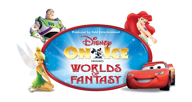 Disney on Ice Worlds of Fantasy Toronto Rogers Centre