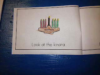 http://www.teacherspayteachers.com/Product/Kwanzaa-Differentiated-Emergent-Reader-with-Focus-Words-Look-At-The-429563