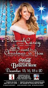 Concierto navideño en Nueva York
