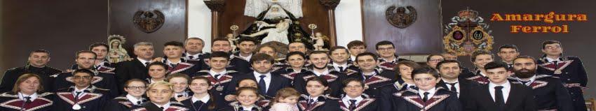 A. M. Virgen de la Amargura-Ferrol-