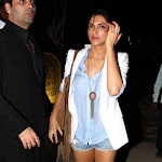 Deepika Padukone Snapped at Bosco caesar Party Pics