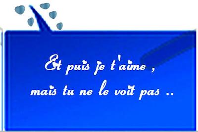Statut Facebook déclaration d'amour