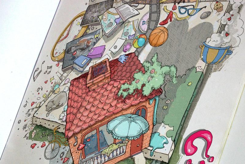 urbaniak ilustracje illustration