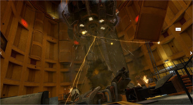 Black Mesa Explosion