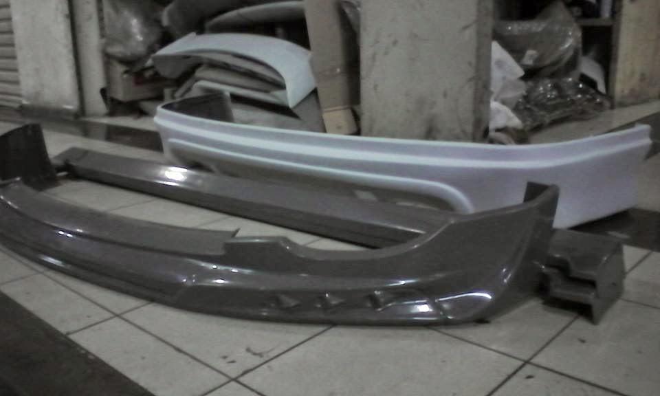 Bodykit Datsun Go + Panca