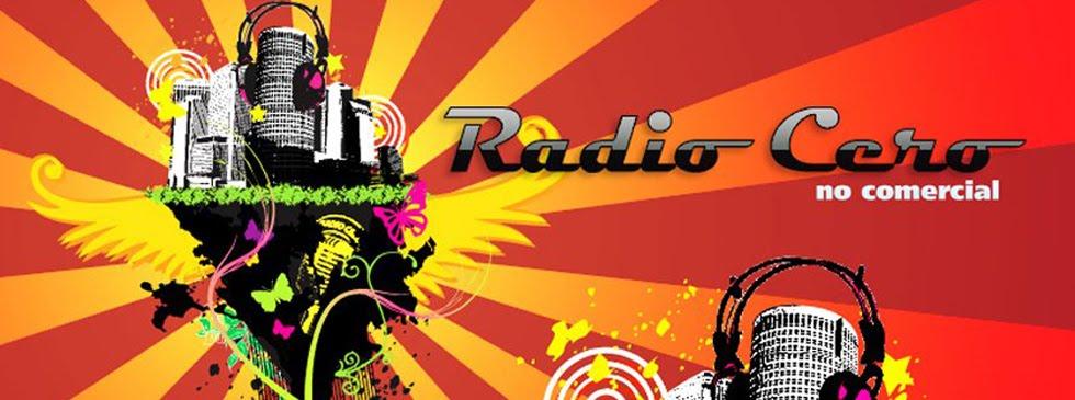 RADIO CERO, todo lo que te imagines en música, radio sobre la web. desde el 2008.