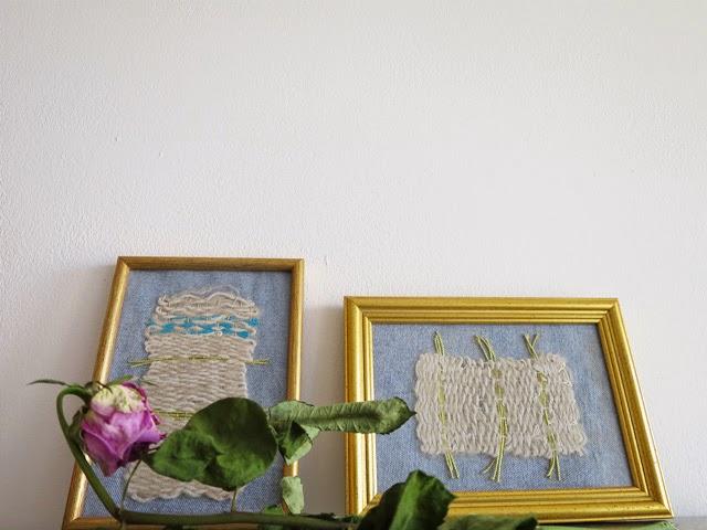 Julie Robert Tissage contemporain