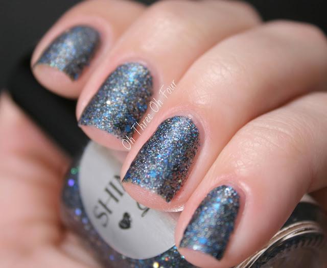 Shimmer Polish Liana