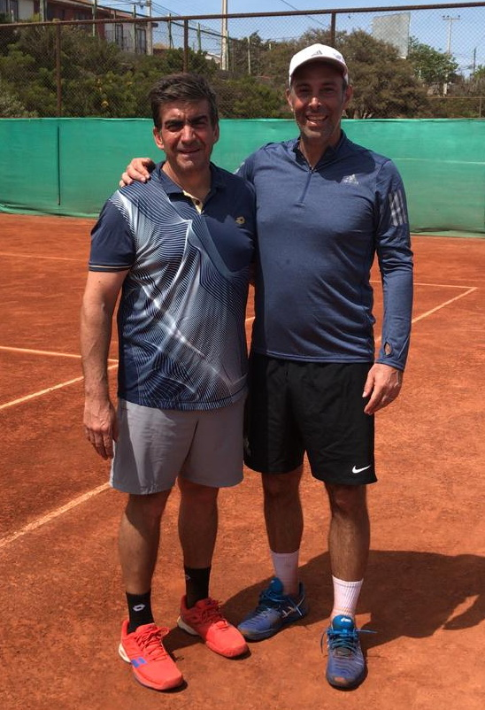 ITF SENIORS G2 -LA SERENA CHILE