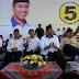 Anis Matta Kampanye bareng Akbar Tanjung di Pilkada Padang Panjang