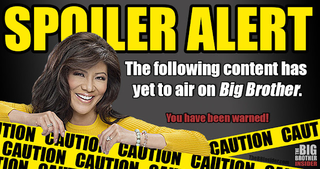 Big Brother 17 HOH Part 2 Spoilers