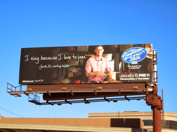 American Idol season XIII billboard