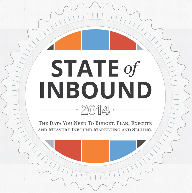Etat de l'inbound marketing en 2014