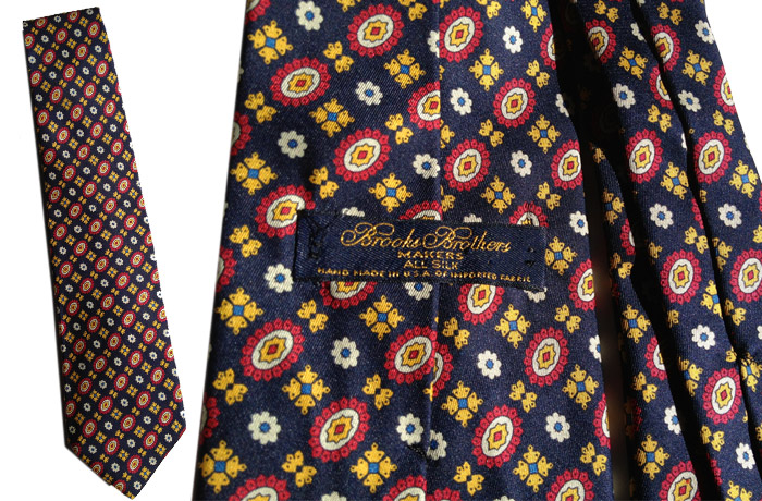 Brooks Brothers foulard