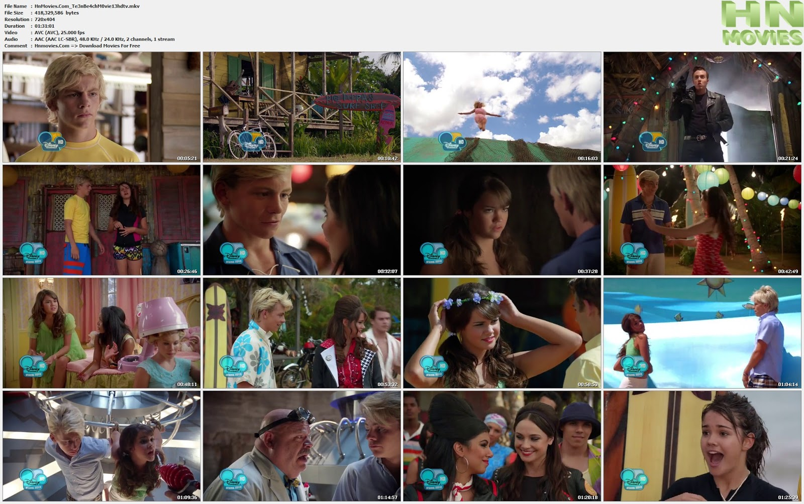 teen beach movie free download