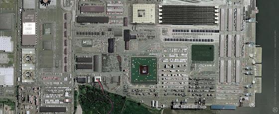 jarek kubicki cidades new york digitais circuitos integrados computador