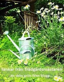 Svenska trädgårdar uppdelade i zoner.