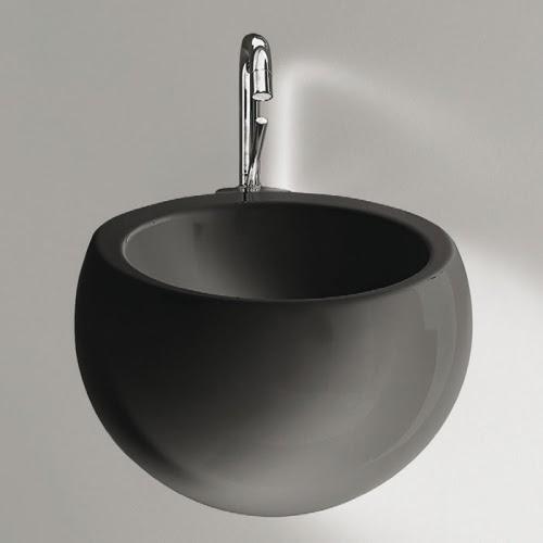 """Lavabos Ovalados Para Baño:lavabo ceramico italiano """"sphere"""""""