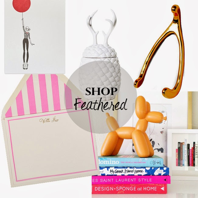 shop feathered is a home accessories store for the stylish lady