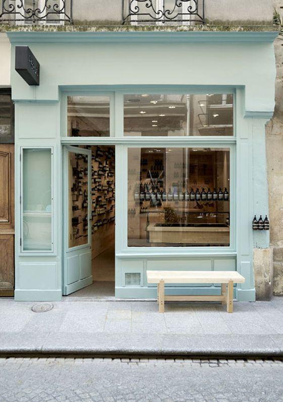 Open Store Doors