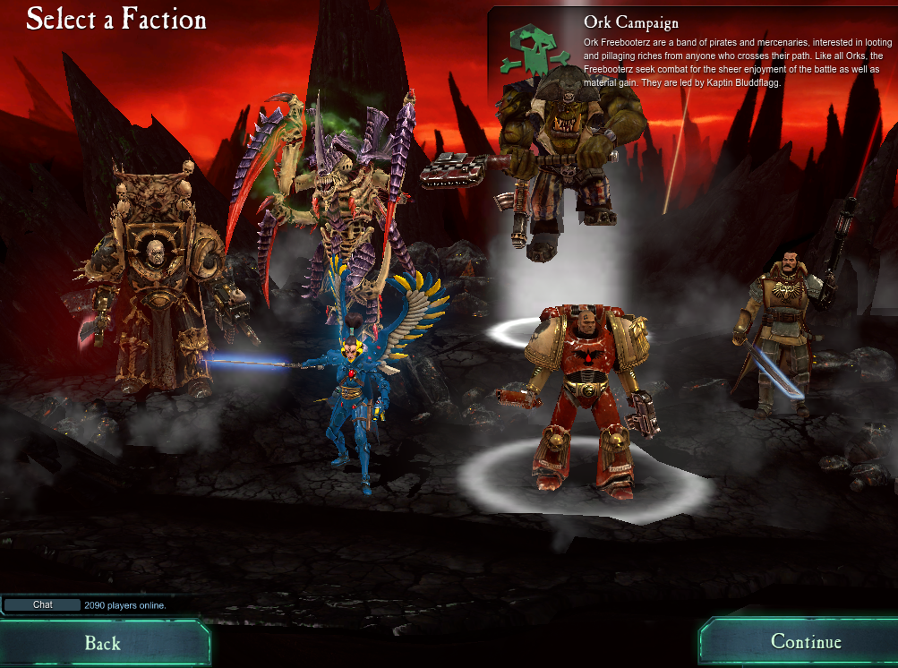 Dawn Of War  Chaos Rising Squad Builds