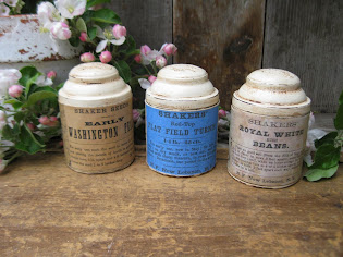 early spice tins turned seed tins