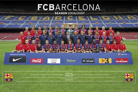 barcelona fc players 2011. Barcelona Football Club