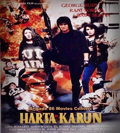 Brigade 86 Movies Center - Harta Karun (1991)
