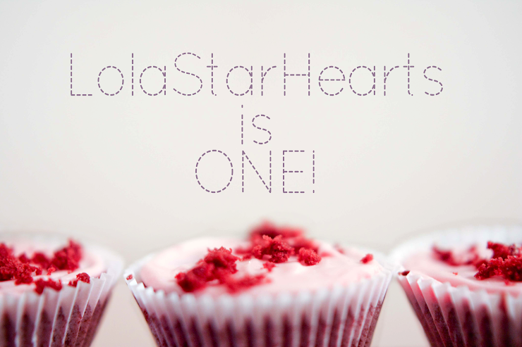 lolastar hearts beauty blog birthday giveaway