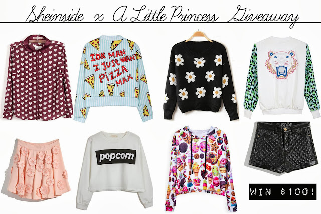 Sheinside x A Little Princess