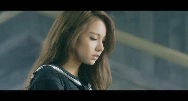 Fiestar's Jei (재이) in You're Pitiful MV