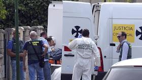 Un hombre mata a su pareja, hiere a su hijo y se suicida en un pueblo de Burgos
