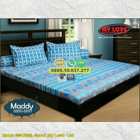 Sprei My Love 180