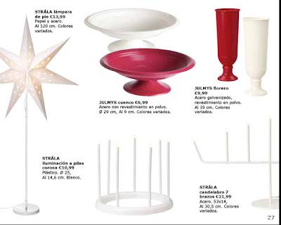 Catálogo Ikea Navidad