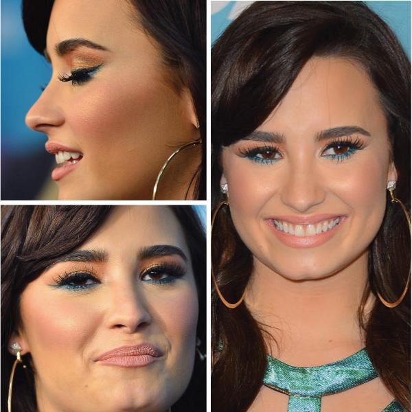 Tutorial video Maquiagem Demi Lovato the X Factor