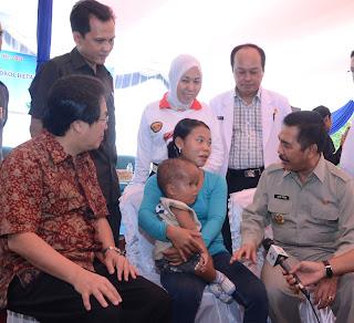 Puluhan Pasien Miskin terima Pengobatan Gratis di RSUD Kayuagung