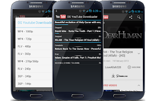 OG APK YouTube Downloader v1.0
