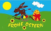 Frohe Ostern wünsch ich euch denn erstmal (: Habt ihr schon fleißig gesucht? frohe ostern