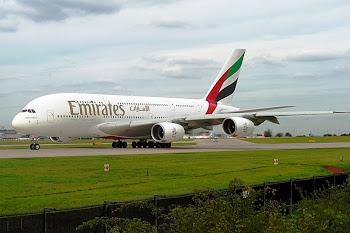 Emirates Airbus A380. ZonaAero