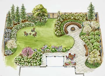 Landscape Design By Alpenfieber - Landscape design plans