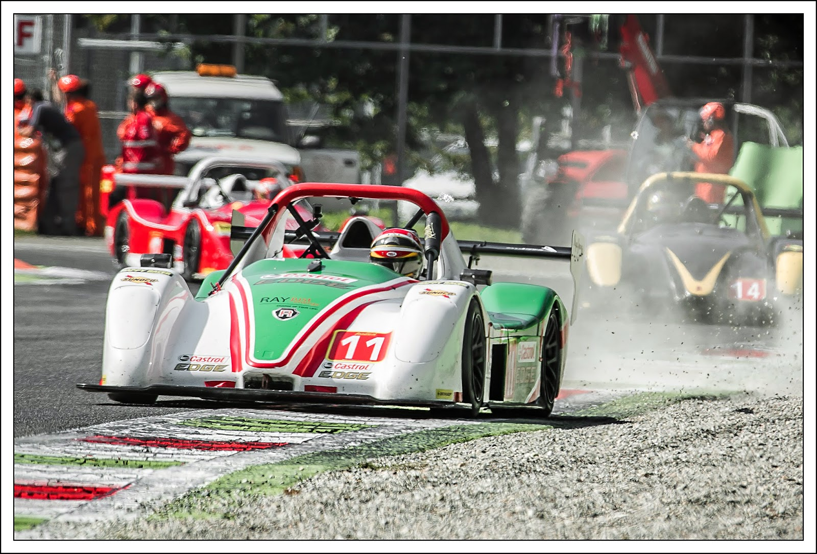 GT Open International Monza