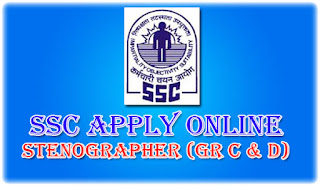 SSC: Apply Online For Stenographer (Gr C & D) Exam 2015 [1064 Vacancies]