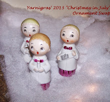 CHRISTMAS IN JULY ORNAMENT SWAP