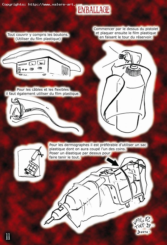 formation hygiène tatouage - formation hygiène pour techniques de tatouage (CHU) de
