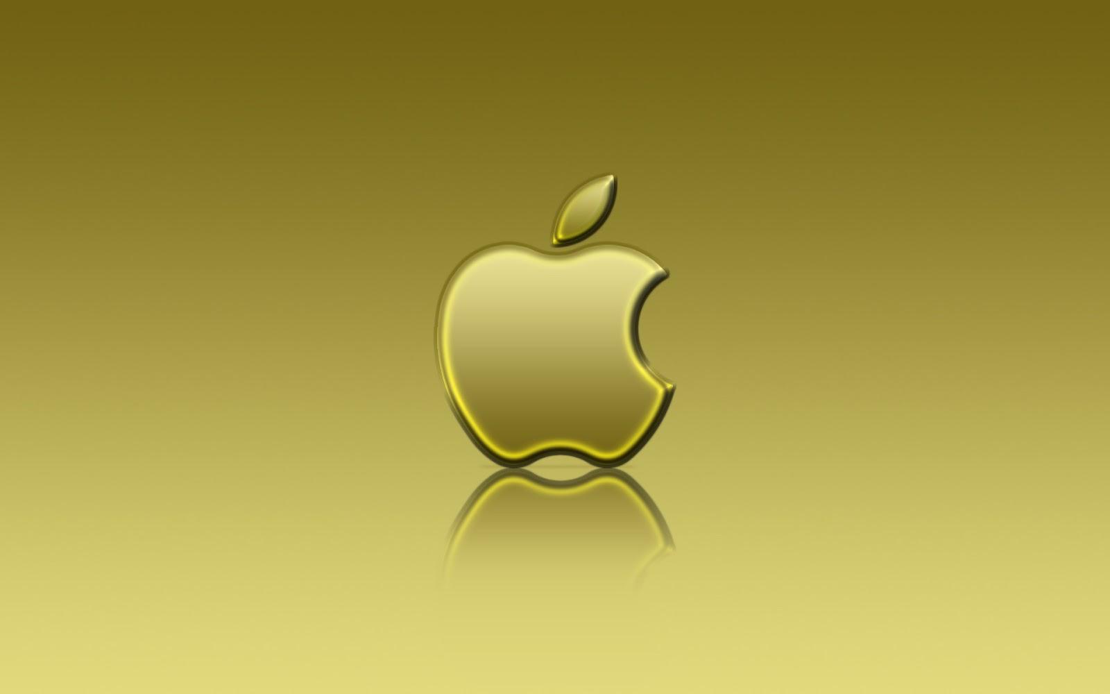 HD yellow wallpaper apple - da men magazine