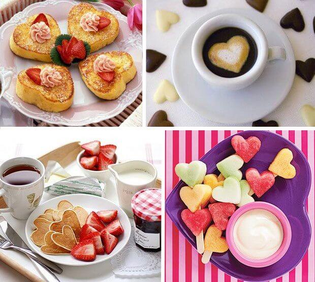 Как сделать завтрак любимой 151