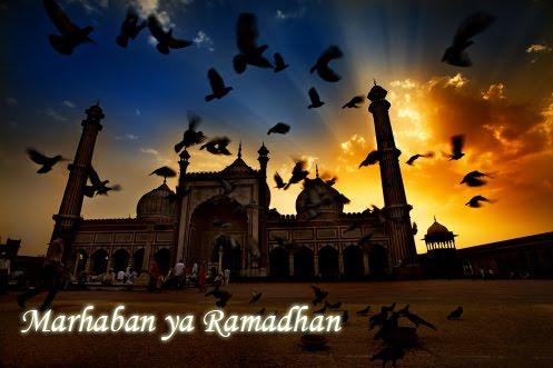 Marhaban Ya Ramadhan - Selamat Menunaikan Ibadah Puasa Ramadhan | Khamardos Blog